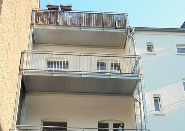 balkonanlage durch ck immobilien