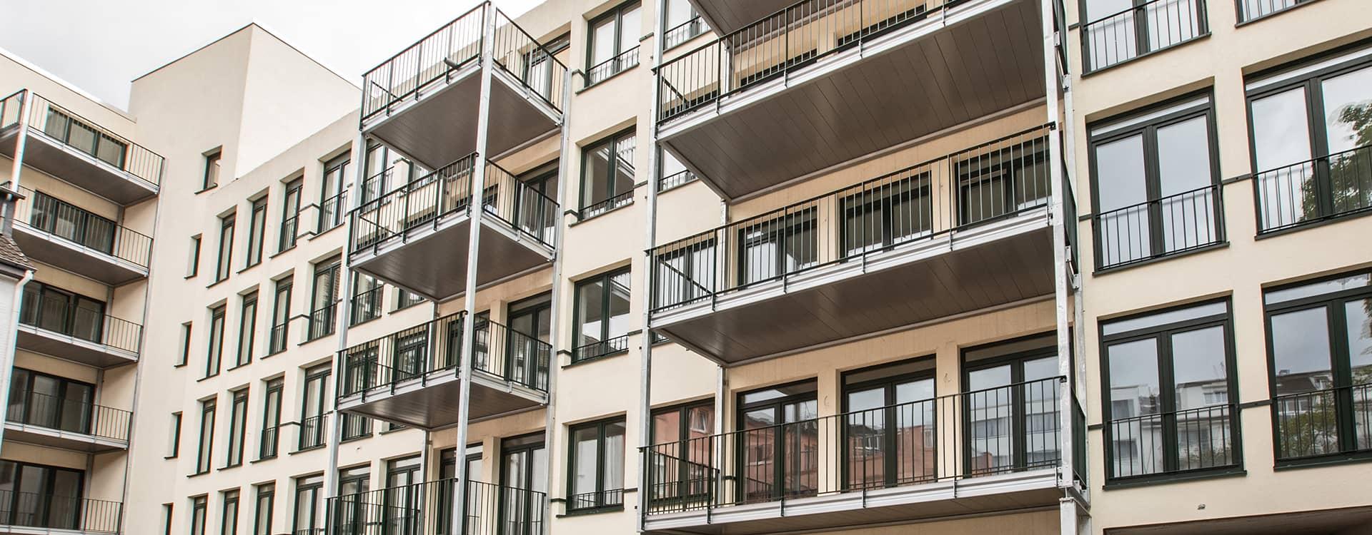 balkonanlage von ck immobilien
