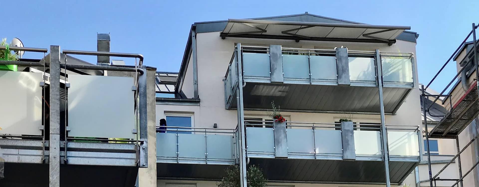 dachgeschoss mit anbau balkon von ck immobilien